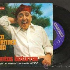 Discos de vinilo: PACO MARTÍNEZ SORIA: CUENTOS BATURROS.. Lote 36031429