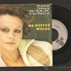 Discos de vinilo: ROCIO DURCAL ME GUSTAS MUCHO. Lote 36031750