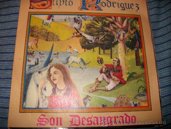 EP 45 - SILVIO RODRIGUEZ - SON DESANGRADO / LA PRIMERA MENTIRA (Música - Discos de Vinilo - EPs - Pop - Rock - New Wave Extranjero de los 80)