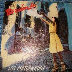 Discos de vinilo: EP 45 - BORDON - 4 - LOS CONDENADOS / AMANECE. Lote 36036209