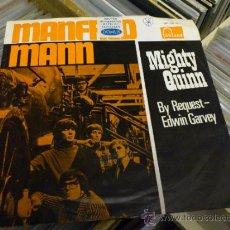 Discos de vinilo: MANFRED MANN MIGHTY QUINN EP SINGLE VINILO. Lote 36050176