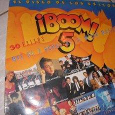 Discos de vinilo: DISCO LP - BOOM 5. Lote 36090899