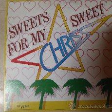 Discos de vinilo: SINGLE CHRISS. Lote 36073050