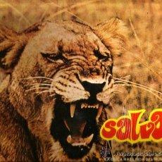 Discos de vinilo: LP SALVAJE : AZUCARADO ( SUGAR BABY LOVE ) . Lote 36077921