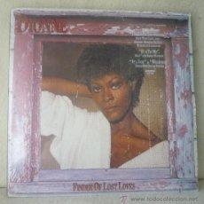 Discos de vinilo: DIONNE WARWICK - FINDER OF LOST LOVES - LP ARISTA - AL8-8262 - US 1985 - PRECINTADO. Lote 36081024