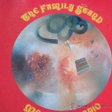 Discos de vinilo: THE FAMILY STAND,MOON IN SCORPIO EDICION ALEMANA DEL 91. Lote 36085883