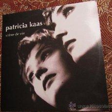 Discos de vinilo: LP DE VINILO DE PATRICIA KAAS-TITULO SCENE DE VIE- ORIGINAL DEL 90-¡¡¡¡NUEVO A ESTRENAR¡¡¡¡. Lote 36091827
