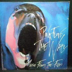 Discos de vinilo: SINGLE PINK FLOYD THE WALL MUSIC FROM THE FILM. Lote 36243065