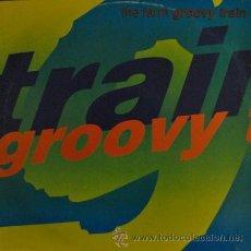 Discos de vinilo: THE FARM - GROOVY TRAIN - MAXI SINGLE DE 12 PULGADAS ALEMAN. Lote 36111172