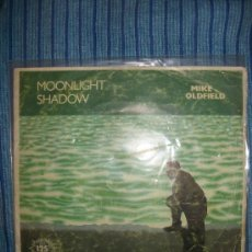 Discos de vinilo: VINILO EP - MIKE OLDFIELD - MOONLIGHT SHADOW / RITE OF MAN. Lote 36115139