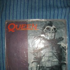 Discos de vinilo: VINILO EP - QUEEN - A KIND OF MAGIC / A DOZEN RED ROSES FOR MY DARLING ( LOS INMORTALES) . Lote 36115152