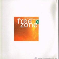 Discos de vinilo: BASEMENT JAXX / FOUR EARS / FLYTRONIX, ETC - FREE ZONE. DANGEROUS LULLABIES - 4 LPS 1997. Lote 36151087