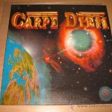 Discos de vinilo: LP CARPE DIEM .TRALLA RECORDS 1992 SPAIN / LETRAS. Lote 36135301