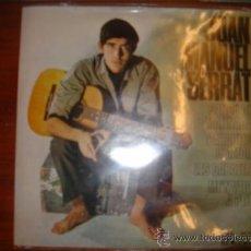 Discos de vinilo: JOAN MANUEL SERRAT/CANÇO DE MATINADA/PARAULES D'AMOR/LES SABATES. EDIGSA. Lote 36180809
