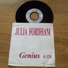 Discos de vinilo: JULIA FORDHAM.GENIUS.PORCELAIN.. Lote 36234205