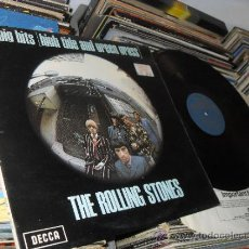 Discos de vinilo: ROLLING STONES LP BIG HITS HIGH TIDE GREEN GRASS MADE IN ENGLAND 1967 TXS 101 103. Lote 36143934