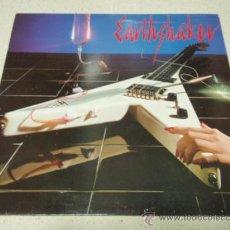 Discos de vinilo: EARTHSHAKER ( EARTHSHAKER ) 1983 - FRANCE LP33 MUSIC FOR NATIONS. Lote 36154656