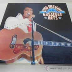 Discos de vinilo: ELVIS PRESLEYS GREATST HITS . Lote 36155516