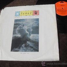 Discos de vinilo: LEVEL 42 MAXI SINGLE DISCO VINILO SOMETHING ABOUT YOU MADE IN ENGLAND 1985. Lote 36160297