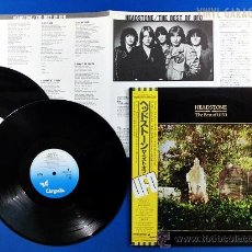 Discos de vinilo: DOBLE LP HEAVY 1983 - UFO - HEADSTONE THE BEST OF UFO - VINILO JAPONÉS. Lote 36160597