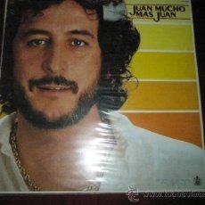 Discos de vinilo: +++LP-VINILO-JUAN PARDO-JUAN MUCHO MÁS JUAN-HISPAVOX-1980-. Lote 36178619