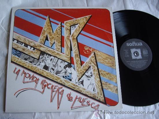 Varios lp movida rockera de huesca muy raro joy comprar discos lp vinilos de m sica de grupos - Vinilo huesca ...