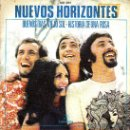 Discos de vinilo: SINGLE PROMO NUEVOS HORIZONTES BUENOS DIAS VIEJO SOL SPANISH RARE 1971 PSYCH POP. Lote 36184199