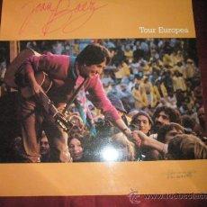 Discos de vinilo: LP-JOAN BAEZ-TOUR EUROPEA-1982-CBS-PERFECTO.. Lote 36188454