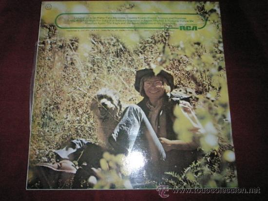 Discos de vinilo: LP-JOHN DENVER´S-GREATEST HITS-RCA-1974-11 CANCIONES-NUEVO. - Foto 2 - 36811396