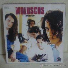 Discos de vinilo: LOS MOLUSCOS - ¡FUERA! - LP CBS 1990 - LS2. Lote 36189096