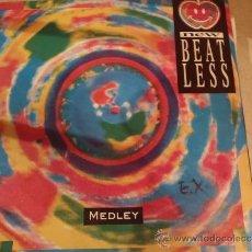 Discos de vinilo: NEW BEATLESS MEDLEY. Lote 36191341