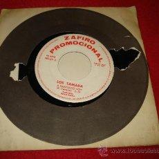 Discos de vinilo: LOS TAMARA A SANTIAGO VOY / SOY MUY FELIZ 7