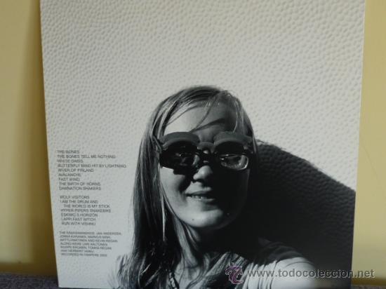 Discos de vinilo: The Anaksimandros.- River of Finland / Folk-Noise Nórdico/experimental/edic. agotada - Foto 2 - 36226610