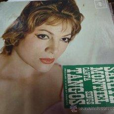 Discos de vinilo: SARITA MONTIEL CANTA SINGS TANGOS SARA MONTIEL. Lote 36229203