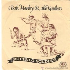 Discos de vinilo: SINGJE DE BOB MARLEY & THE WAILERS. Lote 36230496