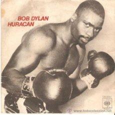 Discos de vinilo: SINGLE DE BOB DYLAN. Lote 36231050
