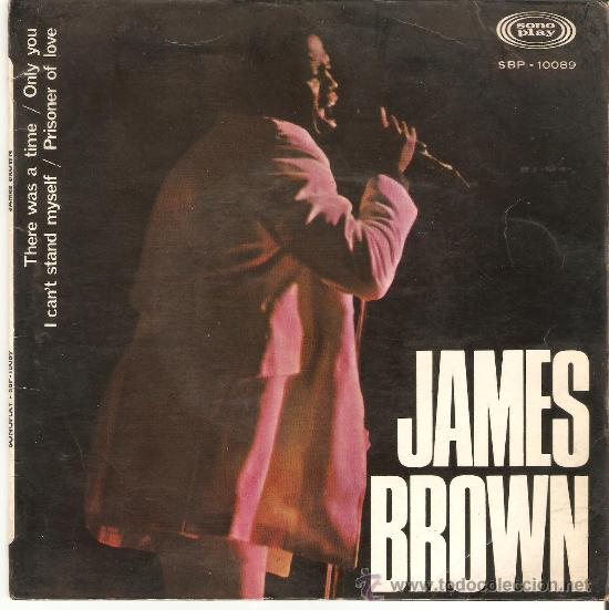 SINGLE DE JAMES BROWN (Música - Discos - Singles Vinilo - Jazz, Jazz-Rock, Blues y R&B)