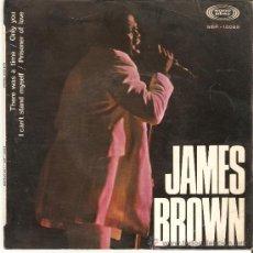 Discos de vinilo: SINGLE DE JAMES BROWN. Lote 36231223