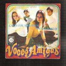 Discos de vinilo: VOCES AMIGAS. Lote 36243488