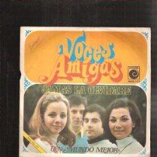 Discos de vinilo: VOCES AMIGAS. Lote 36243514