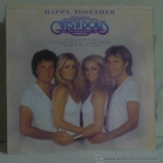 Discos de vinilo: GUYS 'N DOLLS - HAPPY TOGETHER - LP CNR - 655.158 - HOLANDA 1982. Lote 36244423