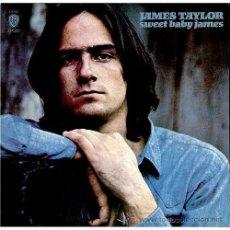Discos de vinilo: VINILO JAMES TAYLOR - SWEET BABY JAMES (1969). Lote 36246674