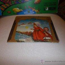Discos de vinilo: LA VIRGEN FUE LAVANDERA.ALEGRIA,ALEGRIA VILLANCICOS. Lote 36247390