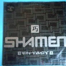 Discos de vinilo: SHAMEN - EN TACT - LP. Lote 37185644
