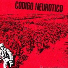 Discos de vinilo: CODIGO NEUROTICO-TOTUS TOUS + PEGA A TU MAMA + QUEMA TANQUES + LAS MALVINAS + COTOLENGO EP 1983 SPAI. Lote 36253714