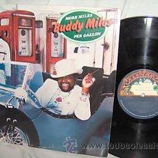 Discos de vinilo: BUDDY MILES / MORE MILES PER GALLON !! SOUL ROCK FUNK !! ORIG EDT. USA.. !!! IMPECABLE !!!!. Lote 36259783