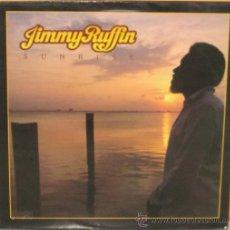 Discos de vinilo: JIMMY RUFFIN - SUNRISE R S O - 1980. Lote 36260296