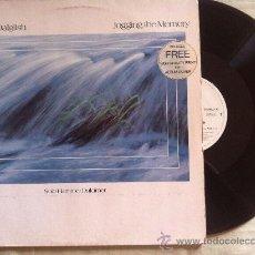 Discos de vinilo: LP MALCOLM DALGLISH-JOGGING THE MEMORY. Lote 36262547