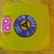 Discos de vinilo: TOM JONES. TO WAIT FOR LOVE.IT´S NOT UNUSUAL.. Lote 36275672