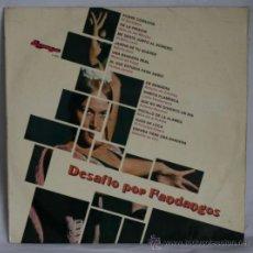 Discos de vinilo: LP DE VINILO - DESAFIO POR FANDANGOS - OLYMPO - 1973. Lote 36269958